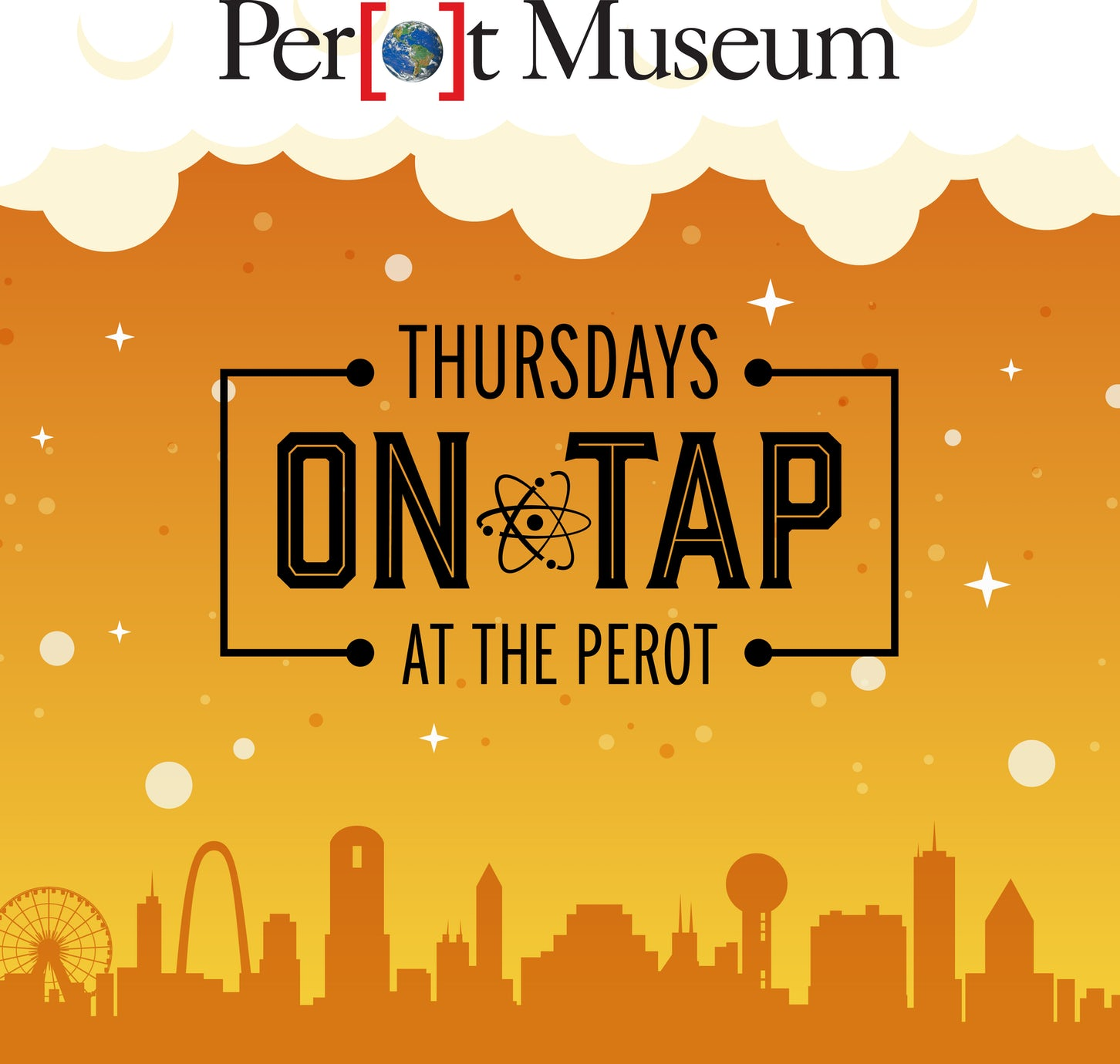 Thursdays on Tap at the Perot