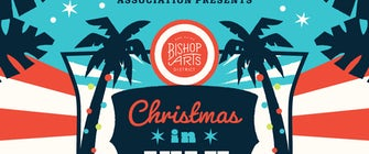 Bishop Arts District's Christmas in July