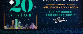 20th Anniversary Philanthroparty
