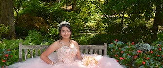 Dallas Arboretum Celebrates Hispanic Heritage Month with Quinceanera Fashion Show