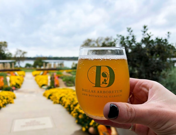 12 Days of Holiday Beer at the Dallas Arboretum