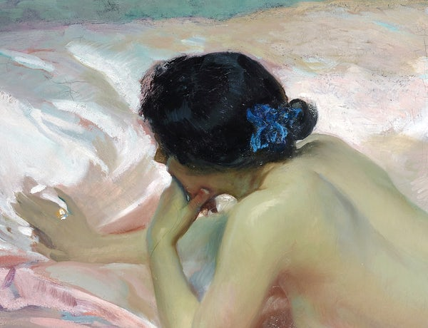 Sorolla in the Studio: An Exceptional Loan from an Important Spanish Collection