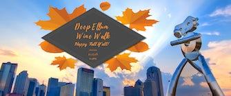 Deep Ellum Wine Walk: Happy Fall Y'all!