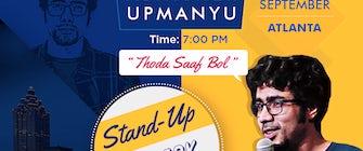 Abhishek Upmanyu Stand-Up Comedy Live In Atlanta