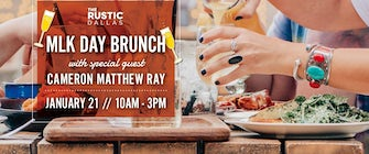 MLK Day Brunch at The Rustic