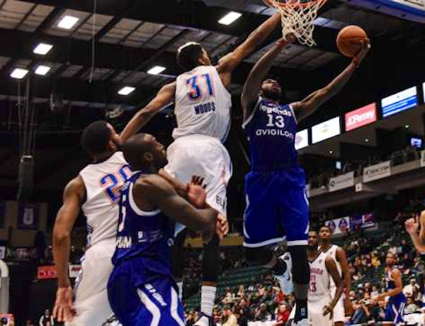 Texas Legends Host Free Game To Celebrate Minnie's Food Pantry