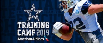 Training Camp at The Star in Frisco