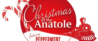 Christmas at the Anatole featuring Peppermint Park