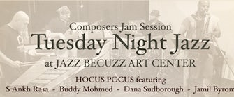 TUESDAY NIGHT JAZZ: Composers Jam