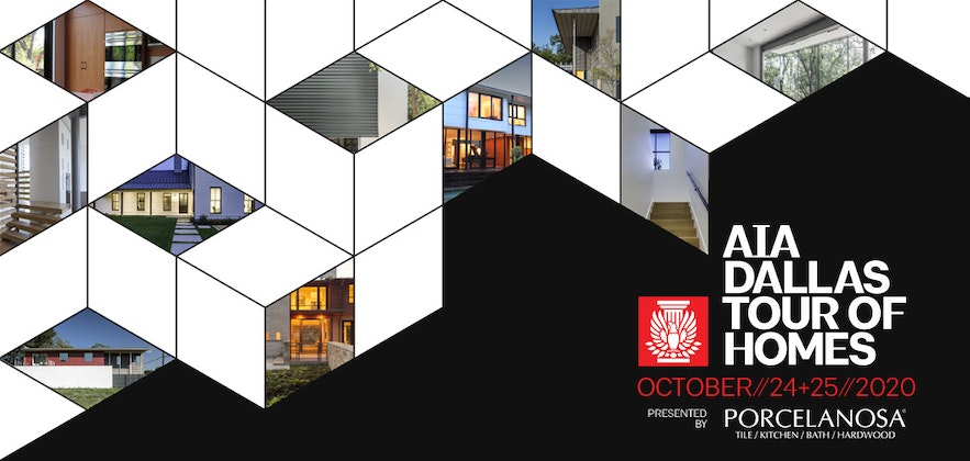 2020 AIA Dallas Virtual Tour of Homes
