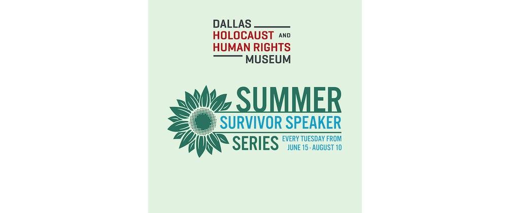 Summer Survivor Speaker Series: Magie Furst