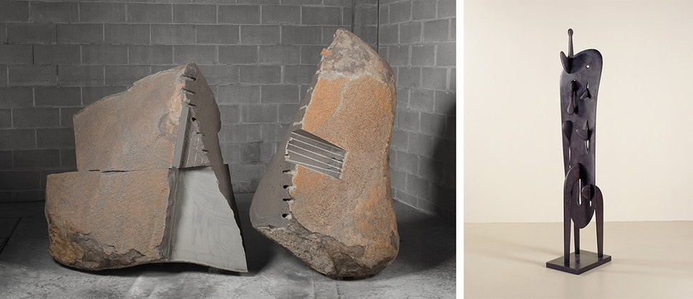 Virtual Workshop: Two Views on Isamu Noguchi