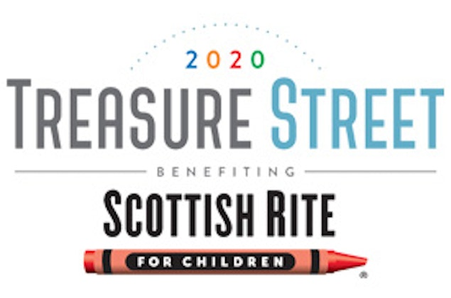 Treasure Street benefitting Scottish Rite for Children