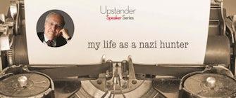 Upstander Speaker Series: Dr. Efraim Zuroff