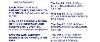 Harold Simmons Park Workshops