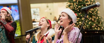 Sights and Sounds of the Season Performances at NorthPark
