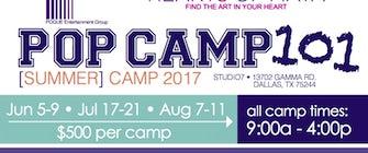 Pop Camp 101