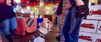 "Soulman's Bar-B-Que ""Paw-tners"" with Rockwall-based Patriot Paws for Breakfast"