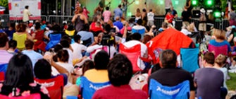 Memorial Day Music Fest presented by the Dallas Tourism Public Improvement District