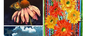'Petals & Patterns' Opening Reception