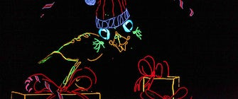 Lightwire Theater's 'A Very Electric Christmas'