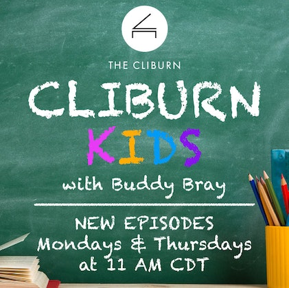 Cliburn at Home: Cliburn Kids with Buddy Bray