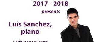 Mu Phi Epsilon Concert: Luis Sanchez, piano