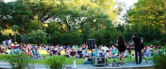 Garden Gigs at the Dallas Arboretum