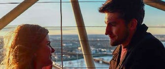 Put Your Love On Top at Reunion Tower