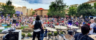 """Watters Creek Fall Series """"Concerts by the Creek"""""""