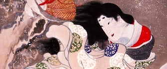 Styled with Poise: Figures in Japanese Paintings and Prints