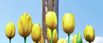 Spring into fun at Reunion Tower