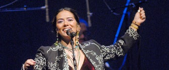 Lila Downs Concert at Winspear Opera House