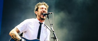 Frank Turner - No Man's Land Tour