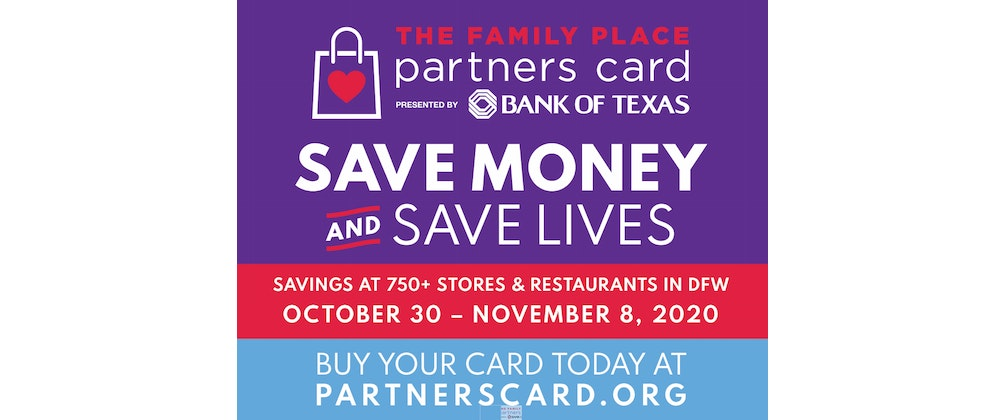 28th Annual Partners Card Fundraiser