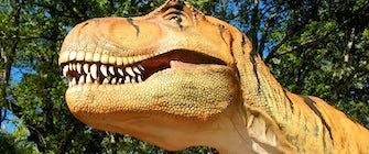 13th Annual Dinosaurs Live! Life-Size Animatronic Dinosaurs