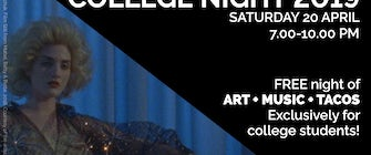 DC College Night 2019