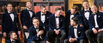 The TEN Tenors - Home For The Holidays