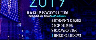 NYElectric   W Dallas New Years Open Bar Tickets