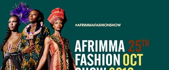 AFRIMMA Fashion Show