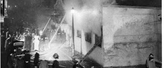Inferno! Fire at the Cocoanut Grove: 1942