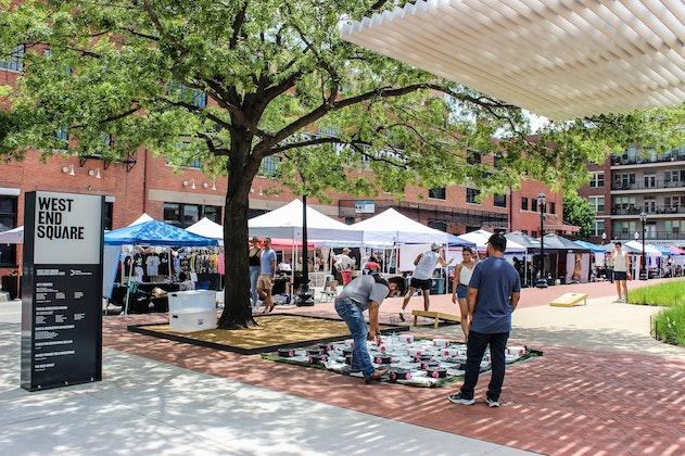 West End Association Outdoor Market