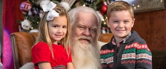 Visits and Portraits with Santa at NorthPark