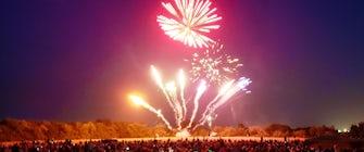 4th  Annual  Sunnyvale  Fireworks