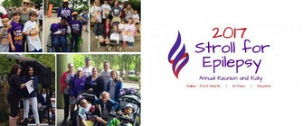 2017 Stroll for Epilepsy