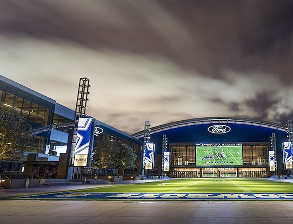 VIP Tour - The Star in Frisco