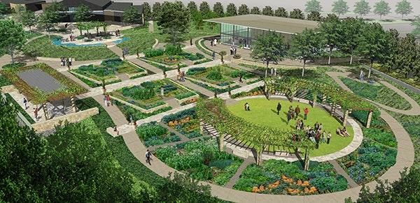 Lovely Dallas Arboretumu0027s U201cA Gala Garden Partyu201d