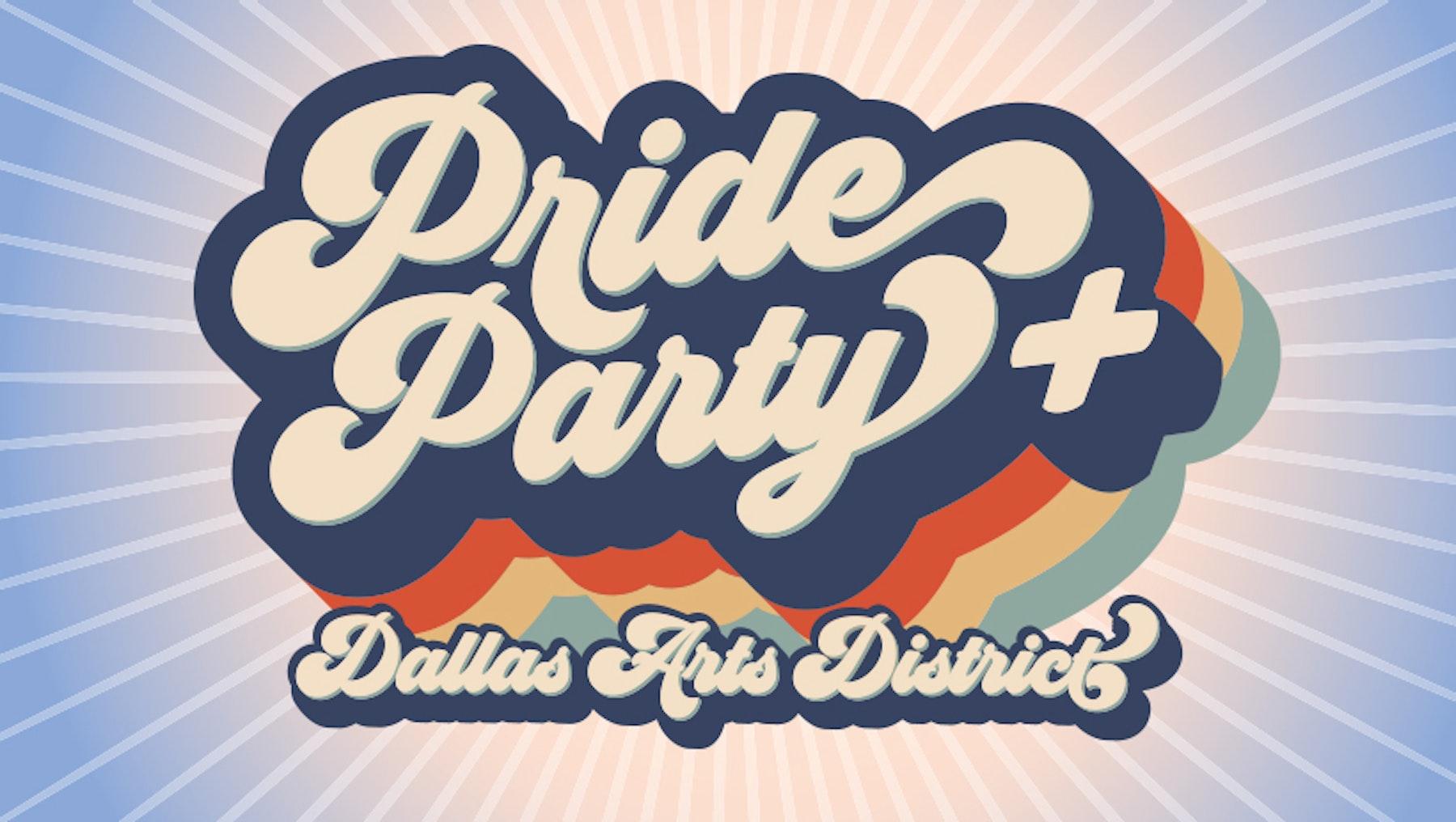 Pride Party + 2021
