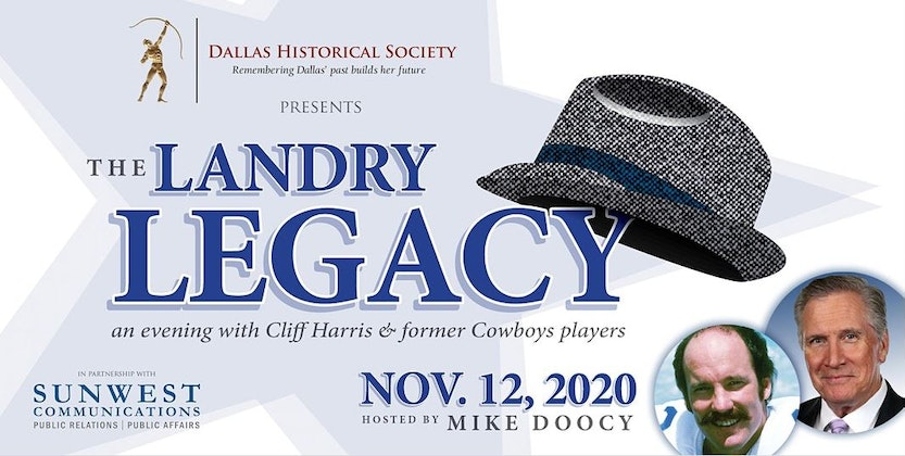 Landry's Legacy - The Tom and Alicia Landry Family Collection