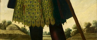 Dressing the Part: Reflected Prophecies in Zurbaran's Sons of Jacob